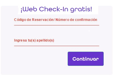 web check-in wingo