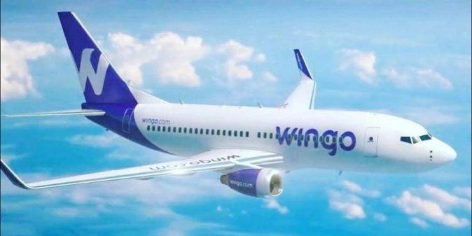 historia de aerolinea wingo colombia