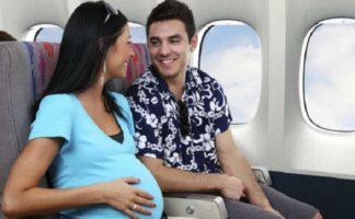 mujeres embarazadas que viajan en wingo colombia
