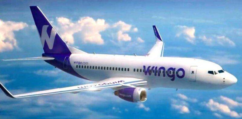 vuelos internacionales wingo