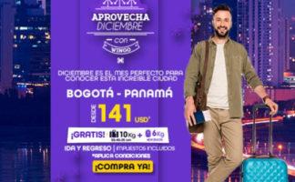 Tiquetes Aéreos Bogota - San Andres desde $99.000 COP con Wingo