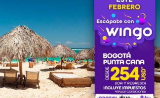 promocion febrero tiquetes aereos nacionales e internacionales