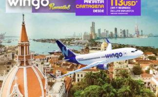 wingo remates promocion pasajes aereos