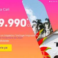 promocion vuelos baratos wingo octubre 2020